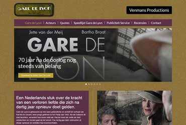 Website garedelyon.nl