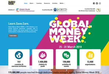 Website globalmoneyweek.org