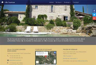 website villa-tourtour.fr